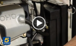 How to Winterize a Horizontal Shaft Overhead Cam Engine