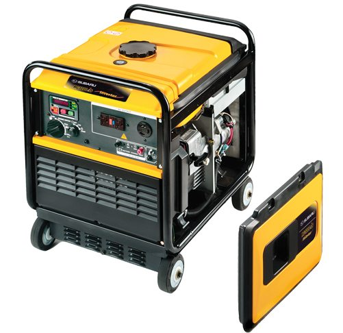Portable Inverter Generator Features | Subaru